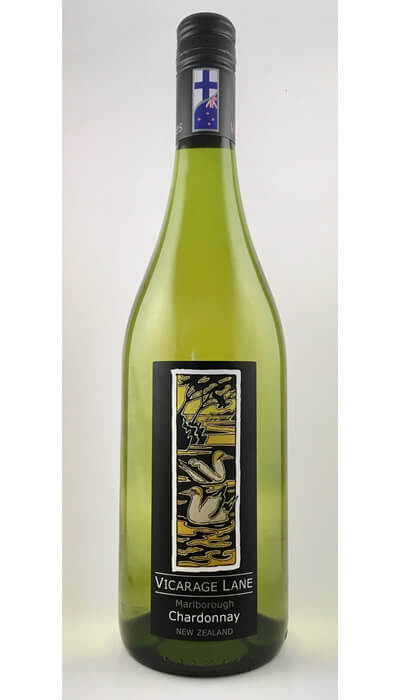 2017 Chardonnay By Vicarage Lane Wines In New Zealand